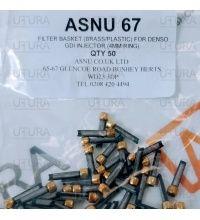 FILTER BASKET FOR DENSO GDI INJECTOR 4MM BRASS/PLASTIC