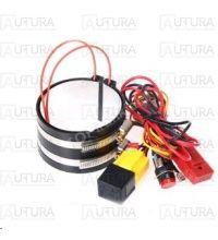 Dyzelinio kuro šildytuvas montuojamas ant kuro filtro 12V.