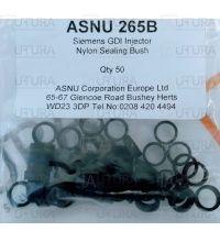 SEAL GRAPHITE BOSCH/DENSO/DELPHI GDI TWO NEEDED 2.83MM BLACK