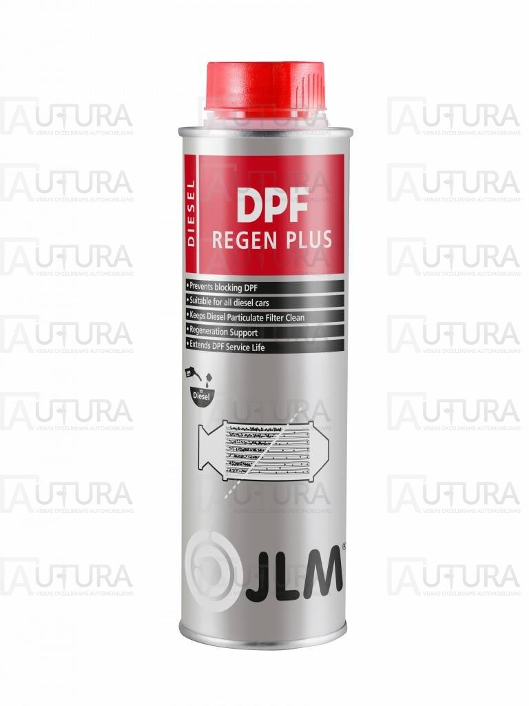 DPF regeneravimo priedas JLM Diesel DPF ReGen Plus 250ml_2