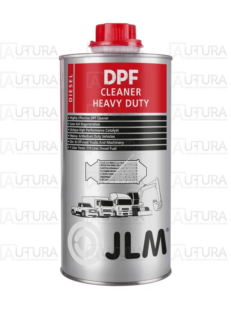 DPF valymo priedas sunkiajam transportui JLM Diesel DPF Cleaner Heavy Duty_2