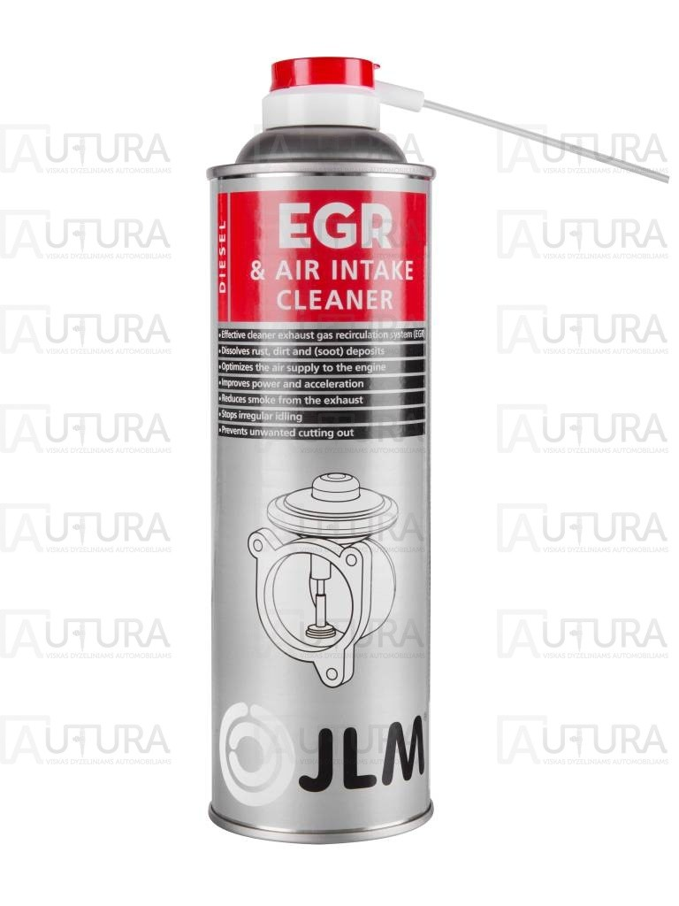 Oro įsiurbimo sistemos ir EGR valiklis /JLM Diesel Air Intake & EGR cleaner 500ml_2